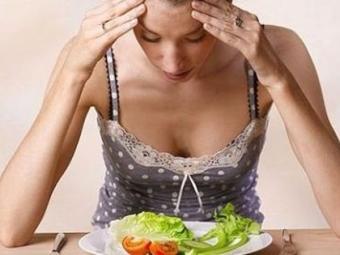 Женщины неумеют правильно питаться— Ученые