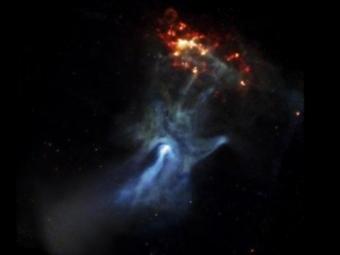 ВNASA приступили ксозданию революционного телескопа для съемки черных дыр