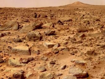 NASA: Исследовать Марс будут вертолеты