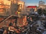 Двое детей погибли вовремя пожара впоселке Широкая речка