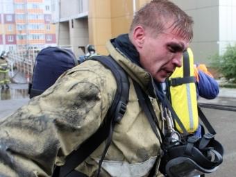 Один человек пострадал при «хлопке» газа направобережье Красноярска