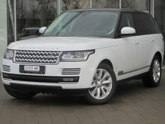 Таможенник переоформлял угнанные Land Rover