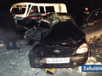 Встолкновении Лады иУАЗа аварийной газовой службы погиб полицейский— Новые подробности