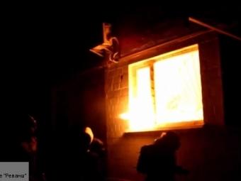 ВБийске при пожаре погибли два малолетних ребенка