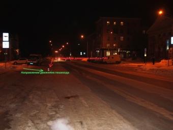 Автомобиль сбил сразу трех пешеходов вНовой Москве
