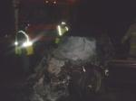 Один человек погиб, двое ранены в ДТП с участием иномарки и автобуса в Нижегородской области