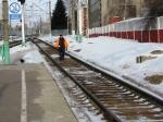 ВВоронеже ночной поезд насмерть сбил мужчину настанции Машмет, личность погибшего установлена