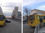 Водители автобусов ездят нанеисправных машинах инарушают ПДД— ГИБДД