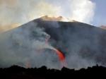Вулкан Этна снова угрожает Сицилии проблемами