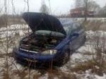 ВНовосокольническом районе «Форд» угодил вкювет, пострадал человек