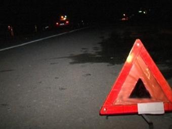 ВИскитимском районе сбит насмерть 17-летний пешеход. Водитель скрылся