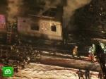 Внью-йоркском метро поезд загорелся после столкновения савтомобилем