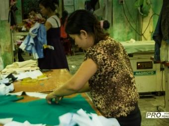 Нелегальный цех попошиву одежды, вкотором трудились граждане Вьетнама, закрыли вЯрославской области