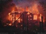 Мужчина иженщина вКрасноярском крае сгорели заживо
