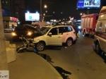Под Петербургом вДТП сфурой ивнедорожником погибли двое взрослых имладенец