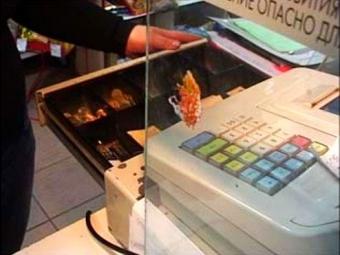 ВПятигорске двое парней идевушка ограбили магазин