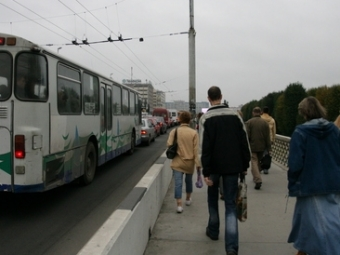 ВКалининграде полиция сняла сэстакадного моста 15-летнего подростка