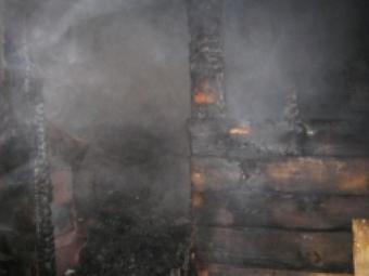 ВТоншаевоском районе следователиСК проводят проверку пофакту смерти пенсионера при пожаре вжилом доме