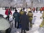 Поезд имаршрутка столкнулись под Курском, 8 пострадавших— МЧС