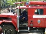 Лесосибирские полицейские работают наместе возгорания жилого дома