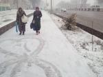 Москву снова засыпает снегом— Синоптики необманули