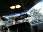 ВРостове маршрутка, проехав нажелтый, врезалась втри машины