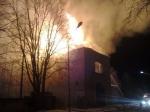 Спасатели потушили крупный пожар навостоке Москвы