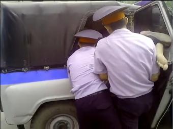 НаСтаврополье задержанный захулиганство юноша покусал полицейских
