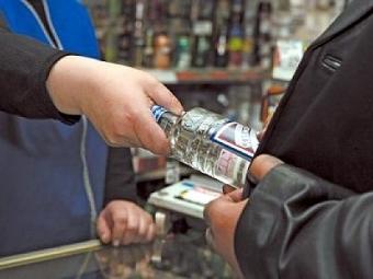 ВАбакане изъяли свыше 60 литров алкоголя