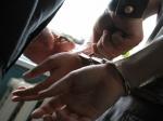 ВБарнауле полицейские задержали подозреваемого вкраже изавтомобиля