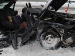 Два человека погибли наавтодороге Санкт-Петербург-Мурманск