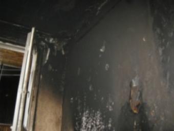 Пожилая женщина отравилась напожаре вАвтозаводском районе Нижнего Новгорода