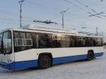Наостановке «Больница» вЧебоксарах скончался пассажир троллейбуса №4