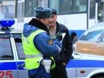 Инспектор ДПС травмирован при задержании пьяного водителя вокрестностях Тюмени