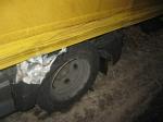 ВНикифоровском районе легковушка прижалась кгрузовику: пострадал один человек