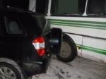 Три автомобиля столкнулись вВоротынском районе 4февраля