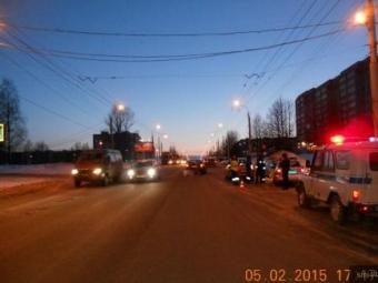 Костромской пенсионер сбил десятилетнего ребёнка