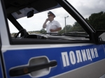 ВСосновом Бору полицейский автомобиль врезался вMitsubishi
