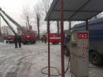 ВТвери загорелся супермаркет «Магнит»
