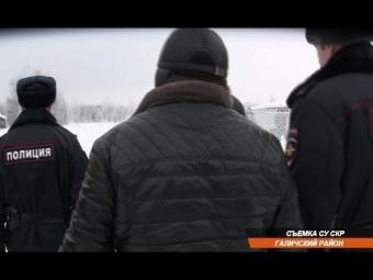 ВКостромской области задержали подозреваемых вубийстве