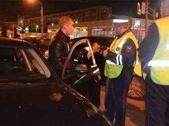 Всю ночь вНижнем Новгороде будут ловить пьяных водителей