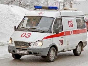 ВОмске водитель сбил на«зебре» 11-летнюю школьницу искрылся