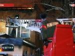 Пожар произошел вторгово-развлекательном центре «Рио» насеверо-востоке Москвы
