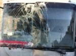 ВСамаре маршрутка Hyundai «догнала» автобус НефАЗ, четверо пострадали
