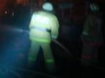 НаКасимовском шоссе вРязани сгорела Audi A6