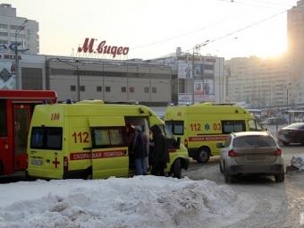 ВКазани пострадали пассажиры двух «бешеных» автобусов