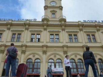 Бомбу наКурском вокзале необнаружили