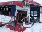 Подробности аварии под Усинском с«Камазом» ивахтовым автобусом