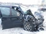 Два человека погибли вДТП натрассе Санкт-Петербург— Псков