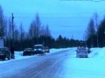 Автолюбительница на«ВАЗе» помяла две «Тойоты Карины»
